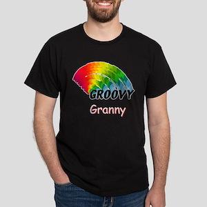 Groovy Granny Dark T-Shirt