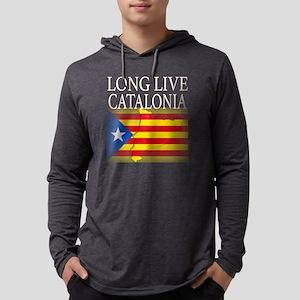 Catalan Pride Catalonia Long Sleeve T-Shirt