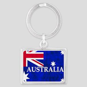 AUSTRALIAN FLAG Keychains