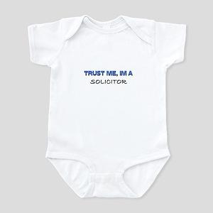 Trust Me I'm a Solicitor Infant Bodysuit