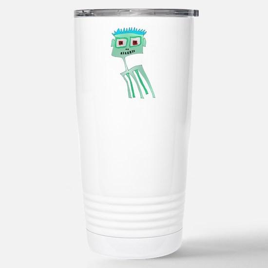 Alien Spider Stainless Steel Travel Mug