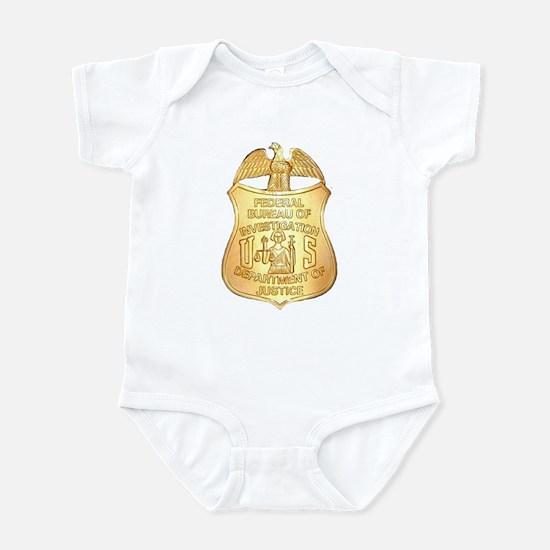 FBI Badge Infant Bodysuit