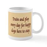 Train and Play Mug