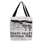 Death Valley National Park Polyester Tote Bag