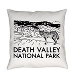 Death Valley National Park Everyday Pillow