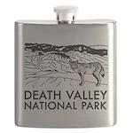 Death Valley National Park Flask