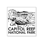 Capitol Reef National Park Sticker