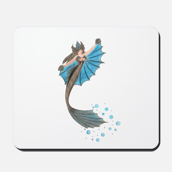 Siren of the Sea Mousepad