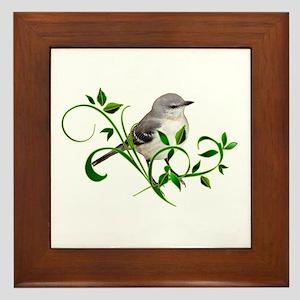 MOCKINGBIRD Framed Tile