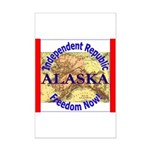 Alaska-3 Mini Poster Print