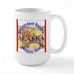 Alaska-3 Large Mug