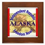Alaska-3 Framed Tile