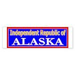 Alaska-2 Bumper Sticker (10 pk)