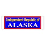 Alaska-2 Bumper Sticker