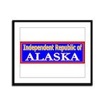 Alaska-2 Framed Panel Print