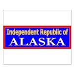 Alaska-2 Small Poster