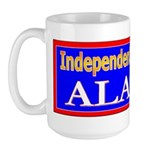 Alaska-2 Large Mug