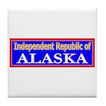 Alaska-2 Tile Coaster