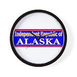 Alaska-2 Wall Clock