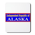 Alaska-2 Mousepad