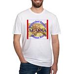 Alaska-3 Fitted T-Shirt