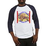 Alaska-3 Baseball Jersey