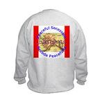 Alaska-1 Kids Sweatshirt