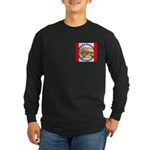 Alaska-1 Long Sleeve Dark T-Shirt