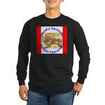 Alaska-1 Long Sleeve Dark T-Shirt