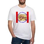 Alaska-1 Fitted T-Shirt