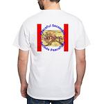 Alaska-1 White T-Shirt