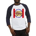 Alaska-1 Baseball Jersey