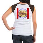 Alaska-1 Women's Cap Sleeve T-Shirt
