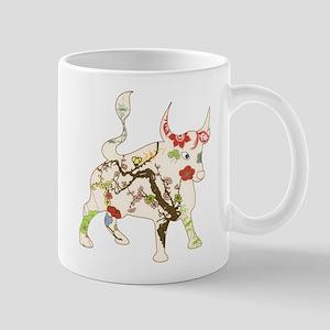 Year of the Ox Art Mug