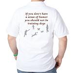 Sense of Humor Golf Shirt