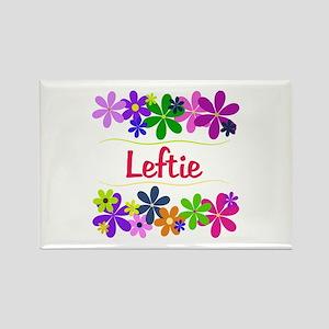 Leftie Rectangle Magnet
