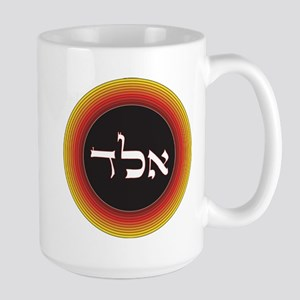 PROTECTION FROM EVIL EYE Large Mug