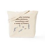 Good Dog Training Tote Bag