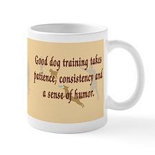 Good Dog Training Mug