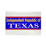 Texas-2 Rectangle Magnet (100 pack)