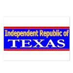 Texas-2 Postcards (Package of 8)