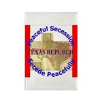 Texas-1 Rectangle Magnet (100 pack)
