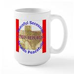 Texas-1 Large Mug