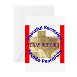 Texas-1 Greeting Cards (Pk of 10)