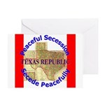 Texas-1 Greeting Card