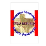Texas-1 Postcards (Package of 8)