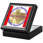 Texas-1 Keepsake Box