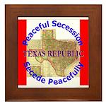 Texas-1 Framed Tile