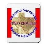 Texas-1 Mousepad