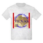 Texas-3 Kids Light T-Shirt